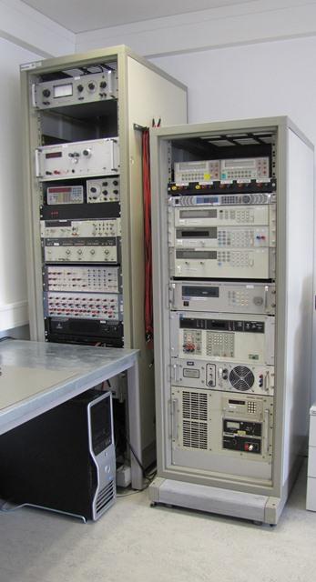 Test Equipment Racks : Power input test equipment avionik straubing